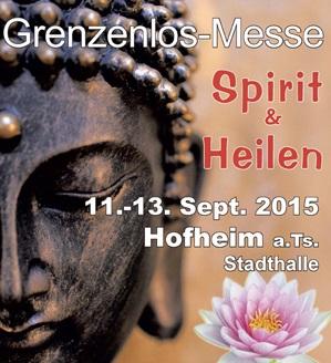 12. Grenzenlos-Messe 2015 in Hofheim amTaunus