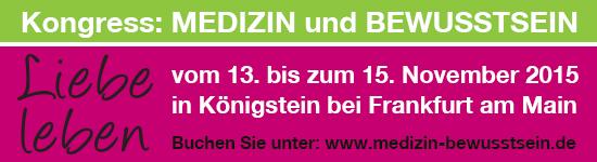 Der Kongress vom 13-15. November 2015 in Königstein bei Frankfurt am Main
