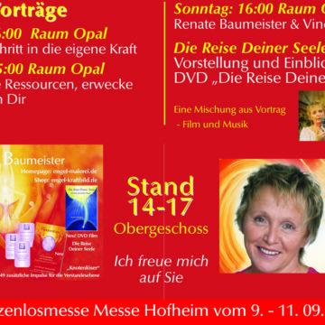 13. Grenzenlos-Messe in Hofheim a. Ts.