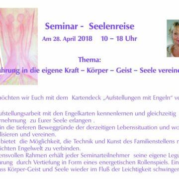 Seminare im April