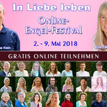 In Liebe leben – Online-Engel-Festival
