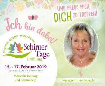 Schirner Tage Frühling in Darmstadt – Messe für Heilung & Gesundheit